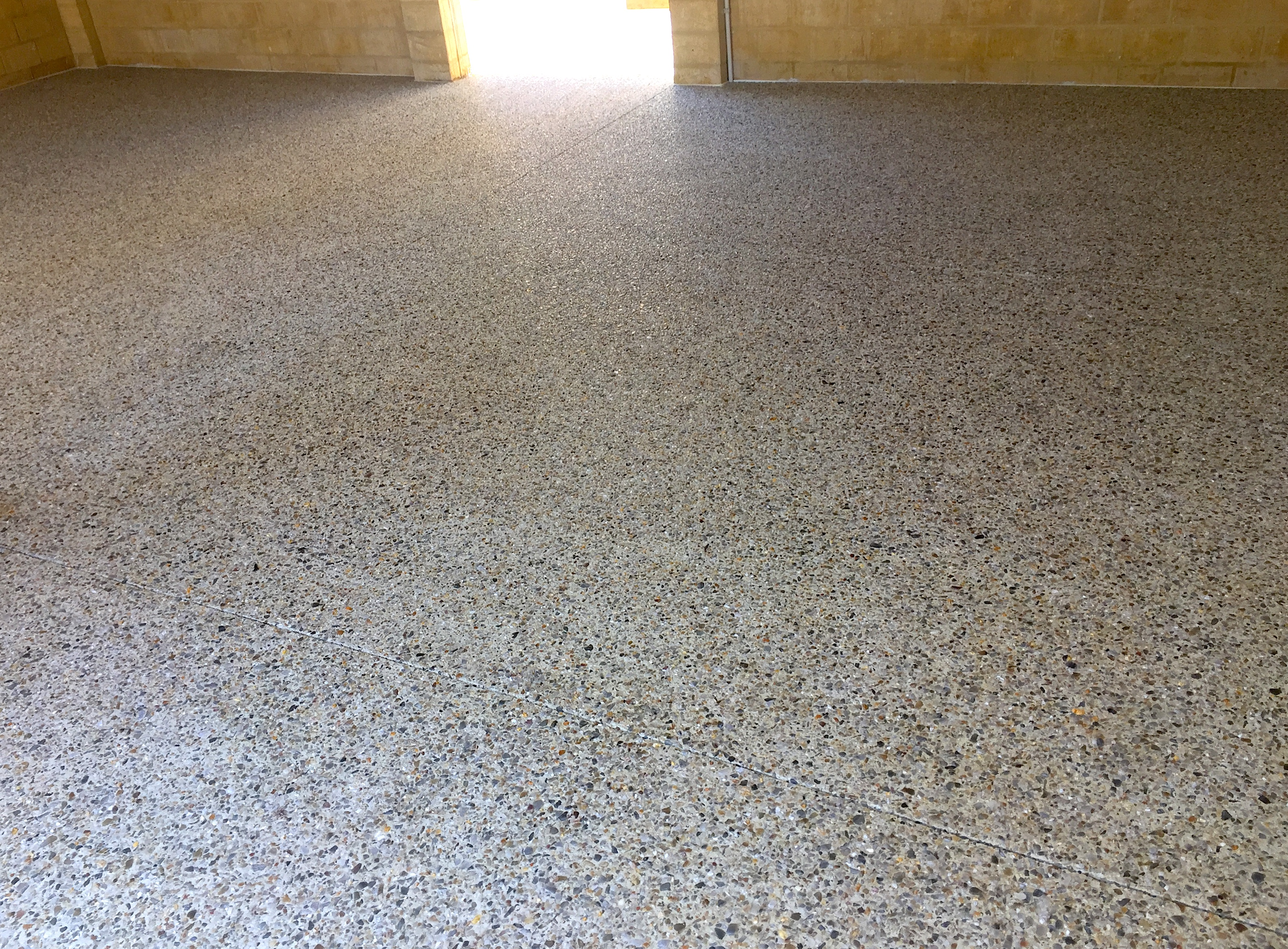 Exposed Aggregate 10