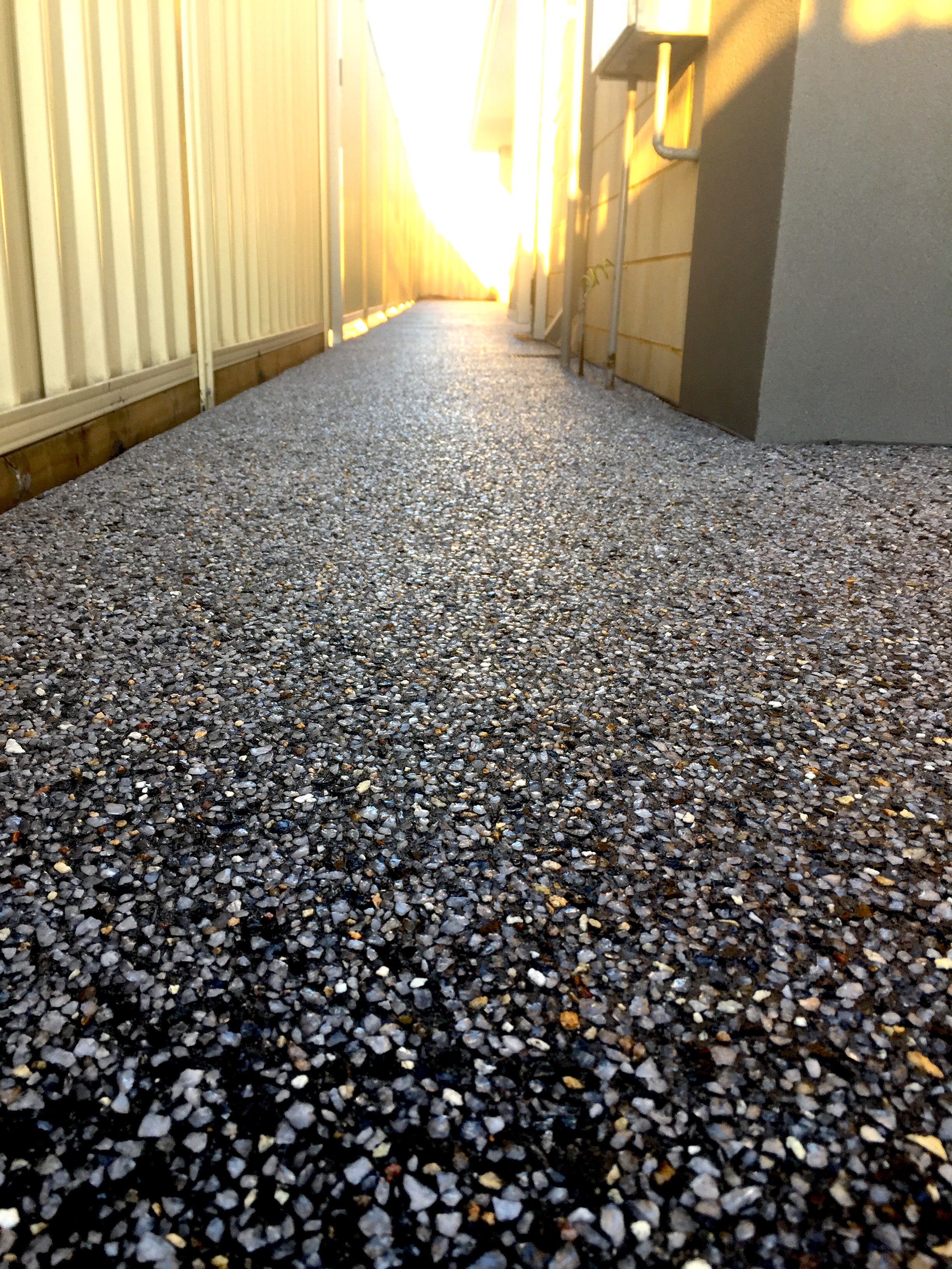 Exposed Aggregate 8