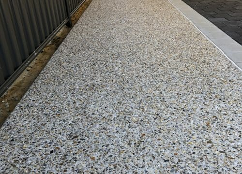 Exposed Aggregate 7 a