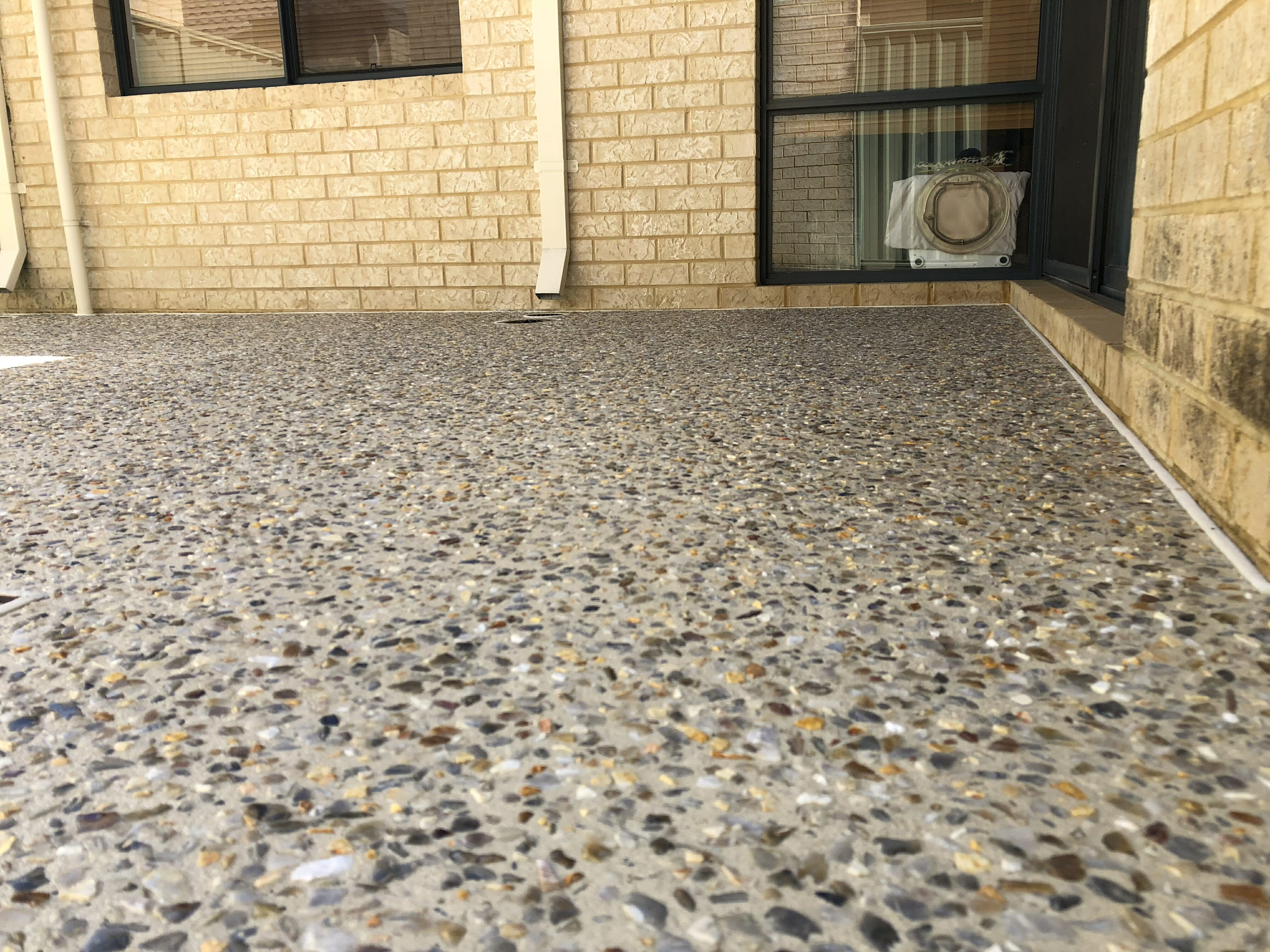 Exposed Aggregate 4 a
