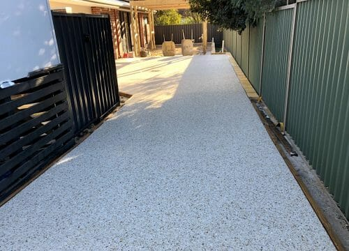Exposed Aggregate 22