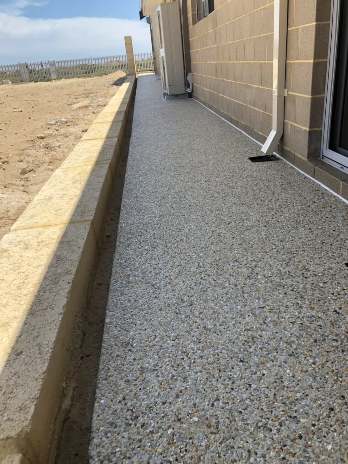 Exposed Aggregate 26