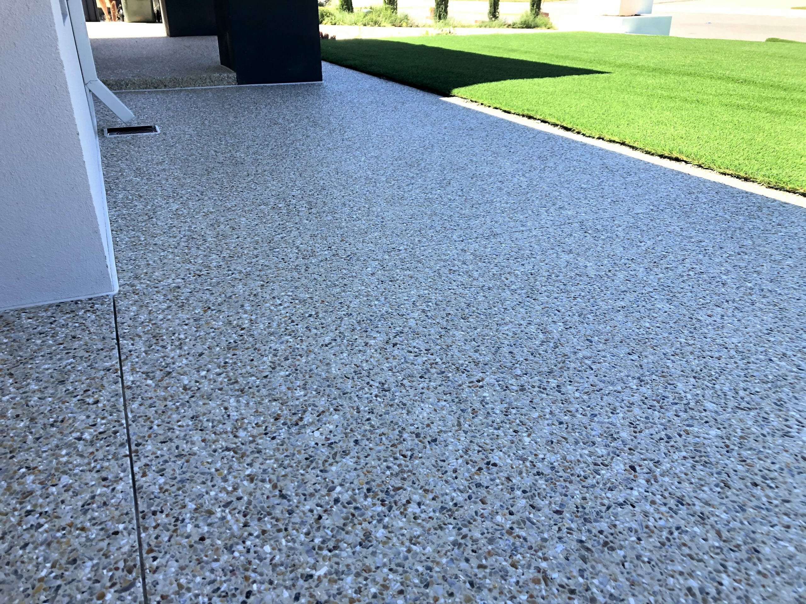 EXPOSED AGGREGATE 30